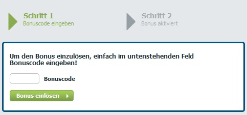 bet-at-home Bonus einlösen